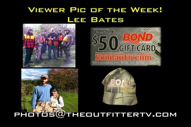 Lee Bates and daughter Natalie 11/27/11