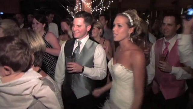 "Kara & Brian Gagnon Wedding - ""Sweet Child O'Mine"""
