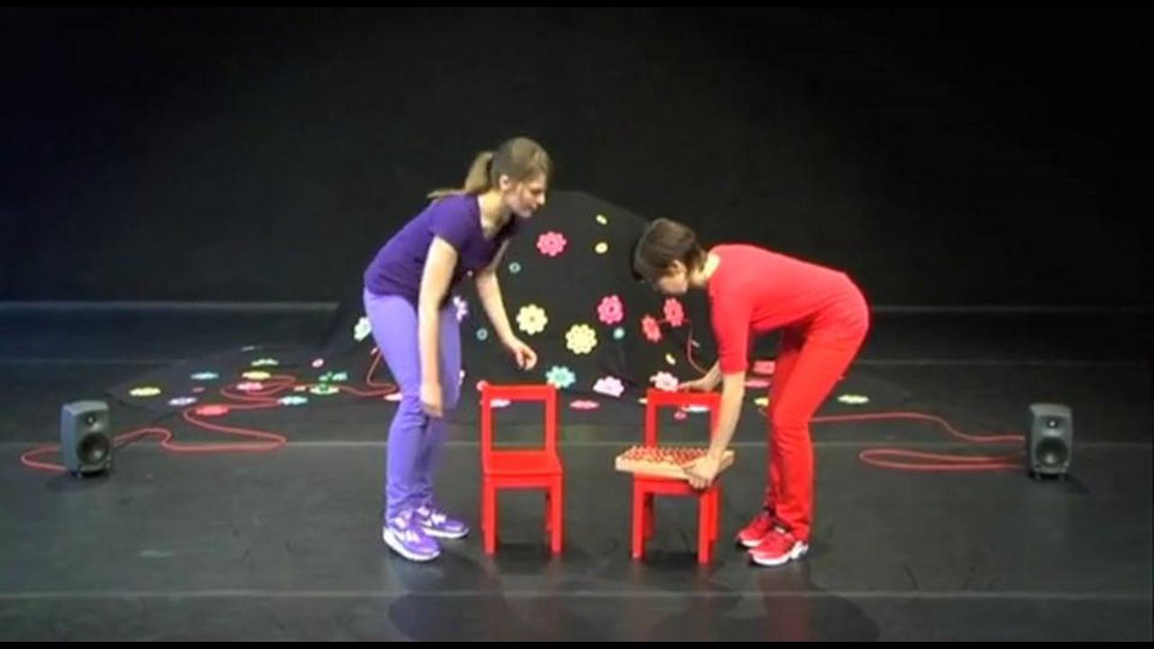 Svevning at Dansens Hus