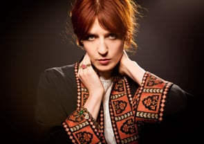 Florence + Machine AOL Sessions