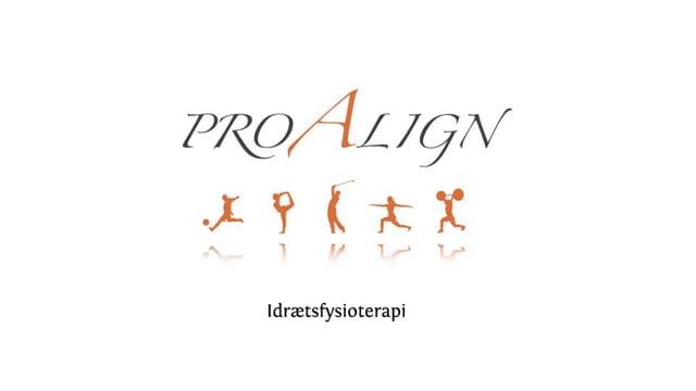 ProAlign Trænings Video