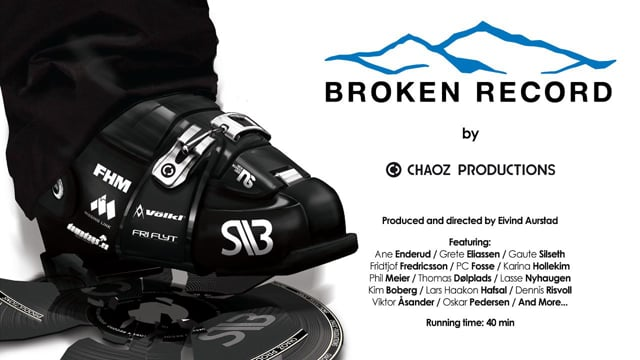 Broken Record by Chaoz Productions – Official free film from Chaoz Productions