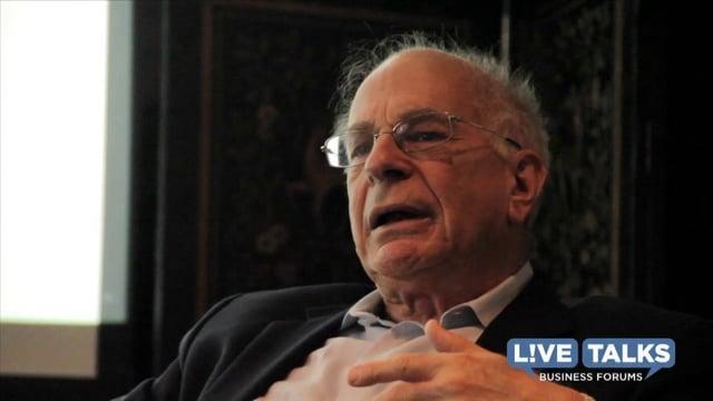 Daniel Kahneman in conversation with Paul Zak