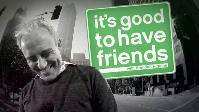 It's Good To Have Friends — Title Sequence