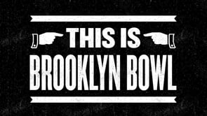 This is Brooklyn Bowl