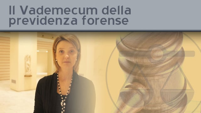 Chiaro e semplice, ecco il Vademecum della previdenza forense - 22/12/2011