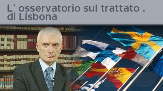 L' osservatorio sul trattato di Lisbona - 29/12/2011