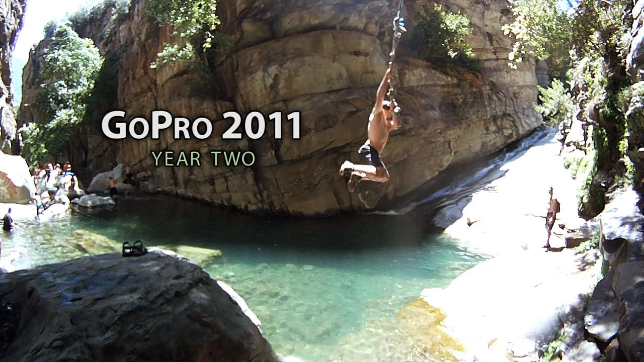 GoPro 2011 - Year Two