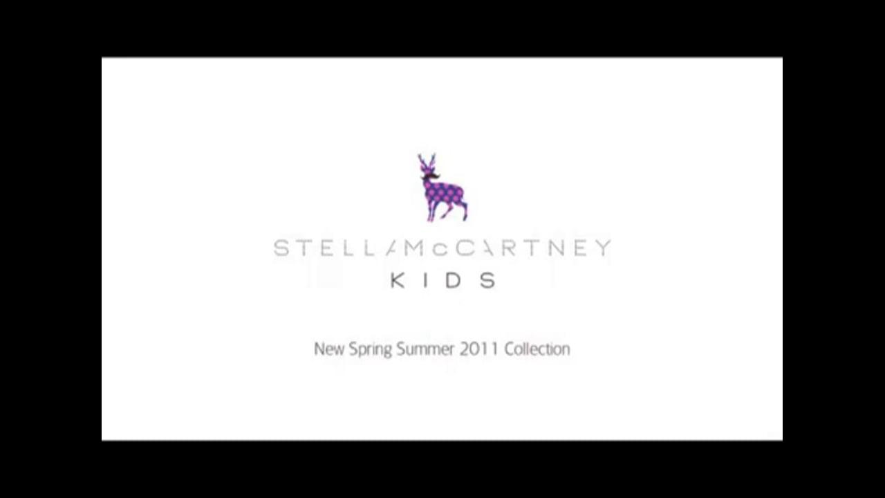 Stella McCartney Kids SS11 Behind the Scenes