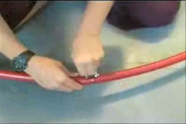 Balloon Nanotubes Hanging Model Training Video