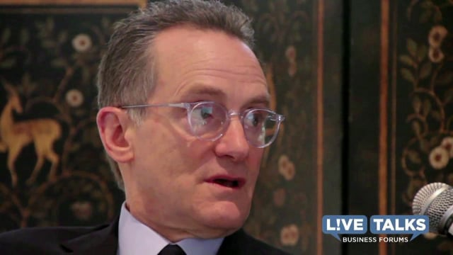 Howard Marks in conversation with James Flanigan