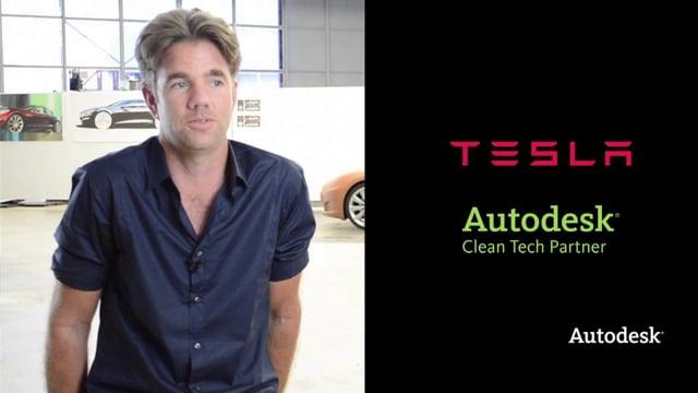Autodesk: Tesla Model S Customer Story
