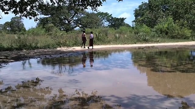 Some Kids Have a Long Walk to/from School in Kenya: 1:27