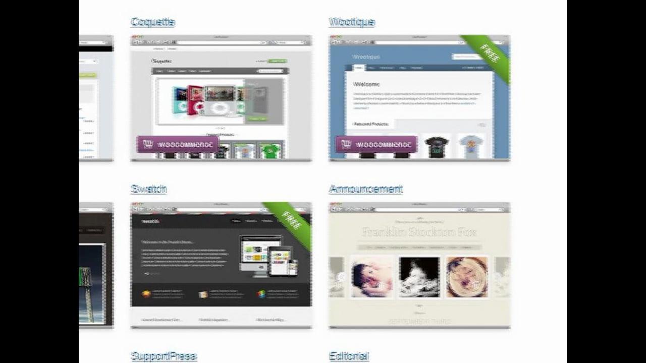Restart 12/1/2012: Blog themes