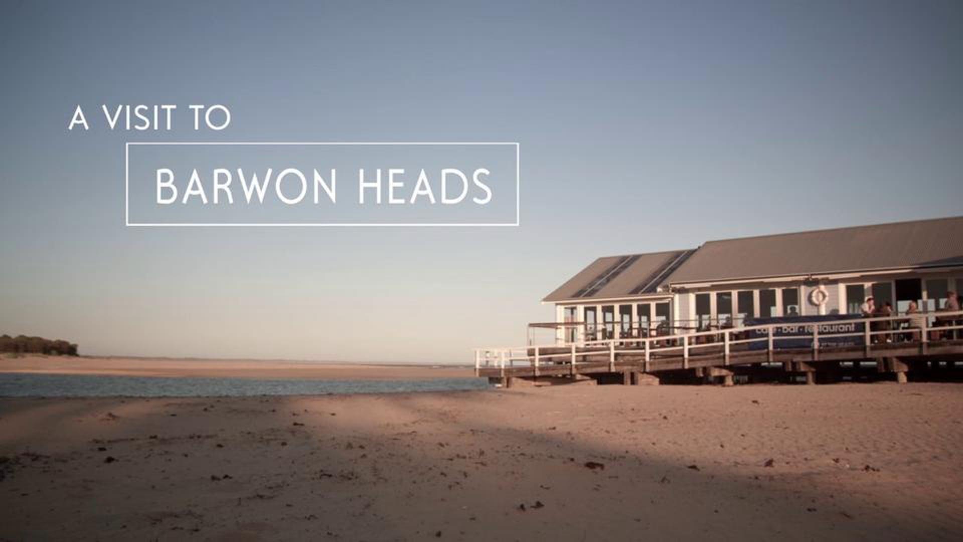 "Tourism Victoria - ""Villages"" Barwon Heads"