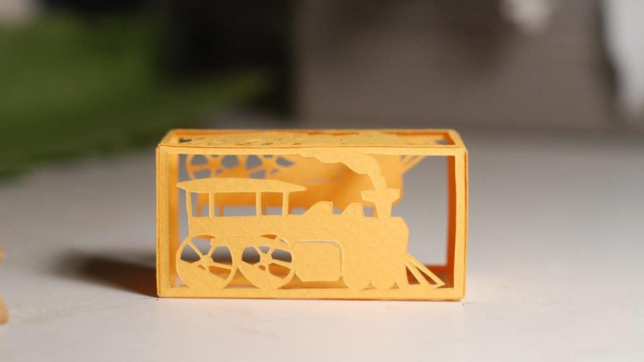 Test - Locomotive in a Box