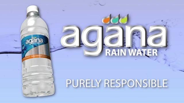 Agana Rainwater - Purely Responsible
