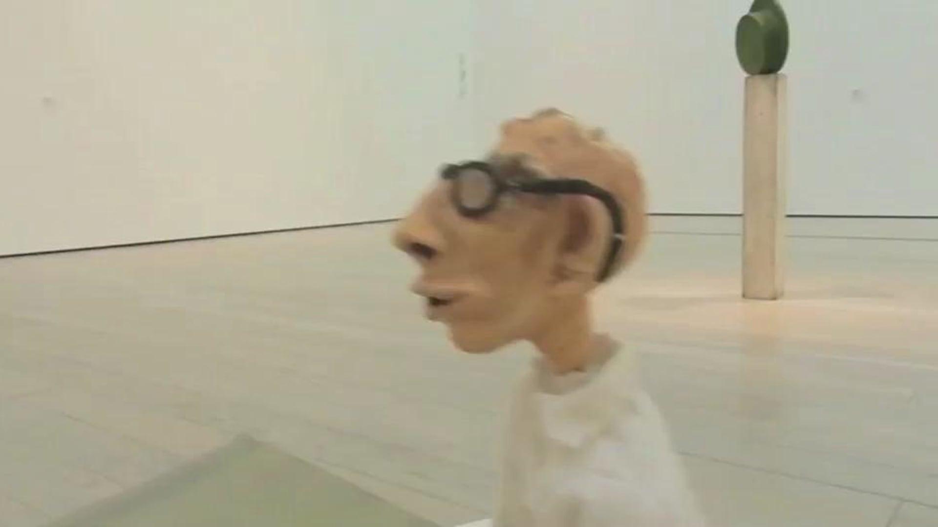 Gabe Roth Abstracts at LACMA