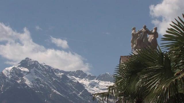 Op de racefiets onderweg in Zuid-Tirol