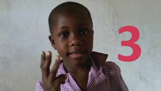 Learn Swahili and Giriama Numbers and Colours: 4:39