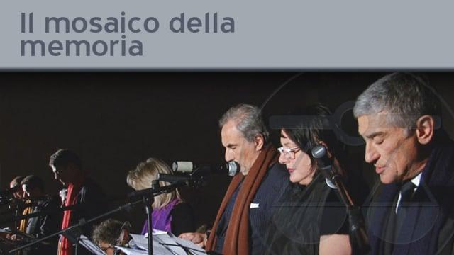 Il mosaico della memoria - 2/2/2012