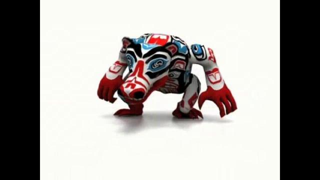 Tligkit vs. Haida