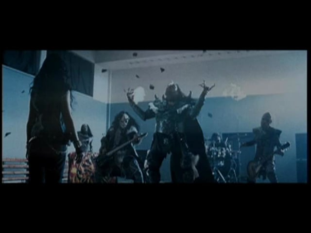 Lordi Hard Rock Halleluja
