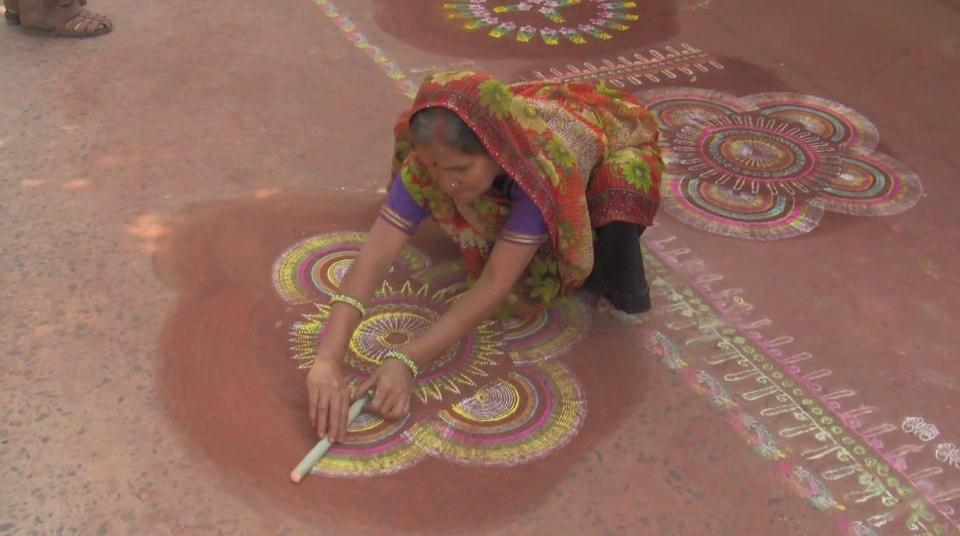 India, Ujjain, ancient city of 64 Yoginis