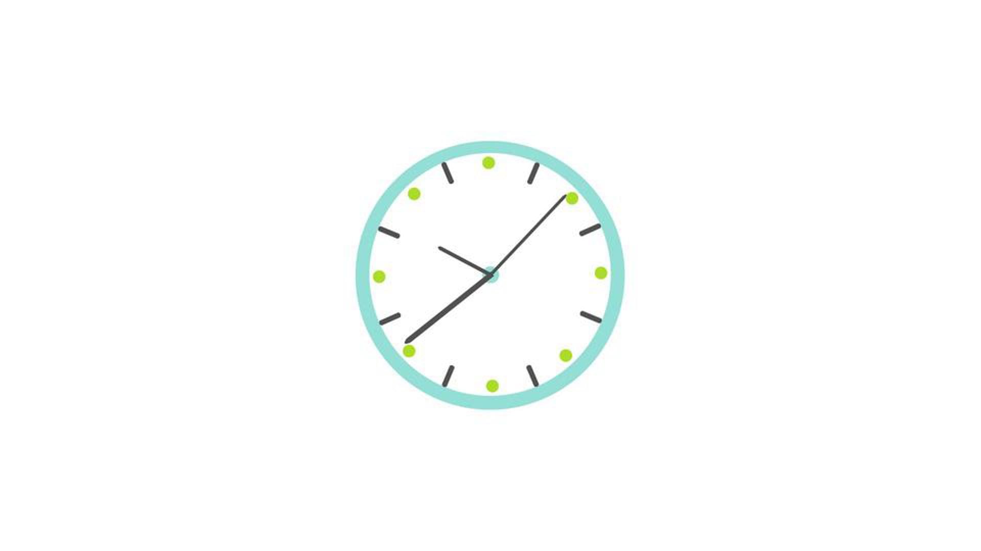 HQ Marketing Minute animation
