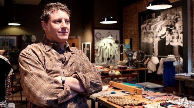 Cleveland Institute of Art: Alumni Profile - Steven Tatar