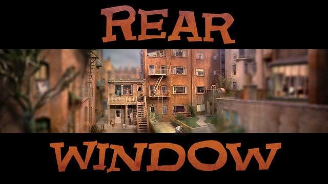 Rear Window Timelapse