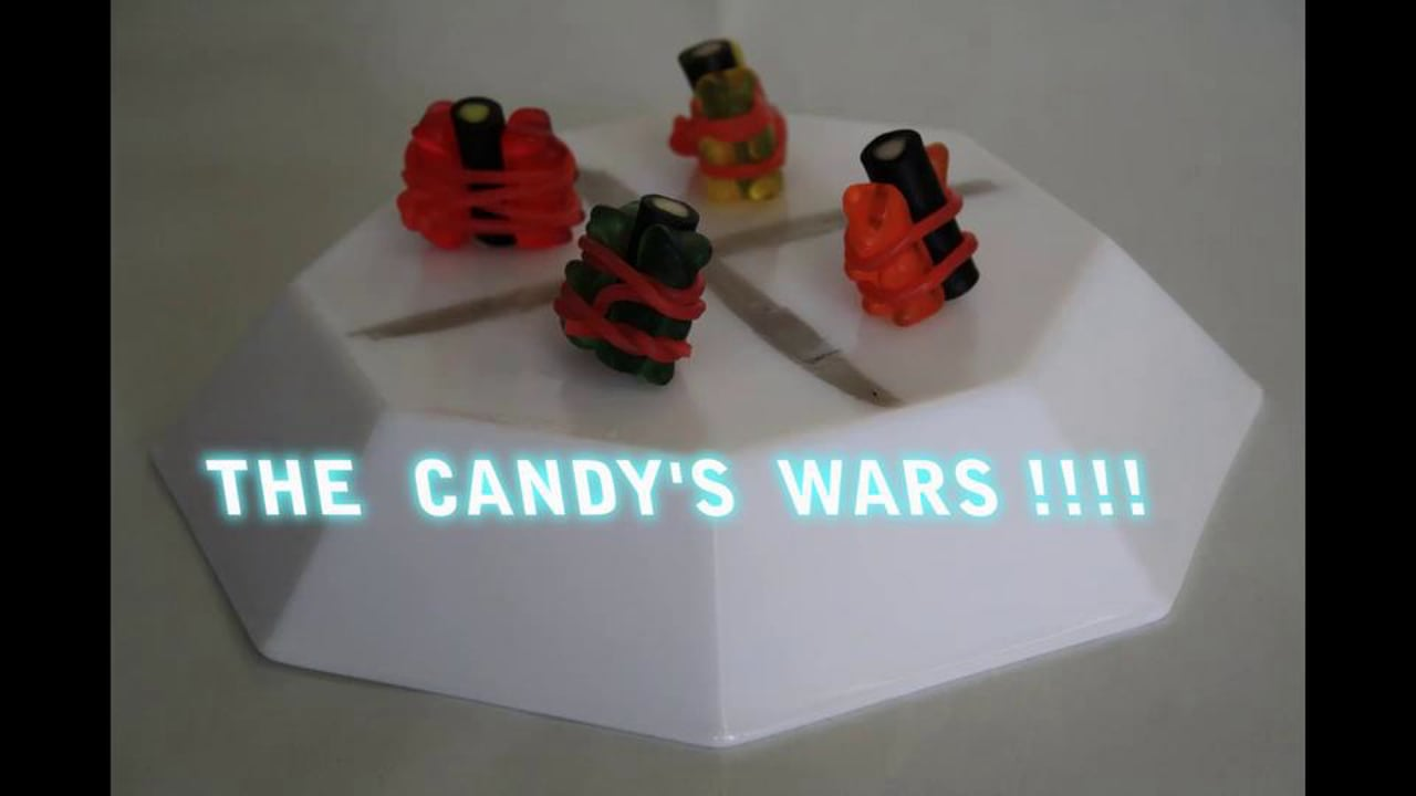 The Candy's Wars