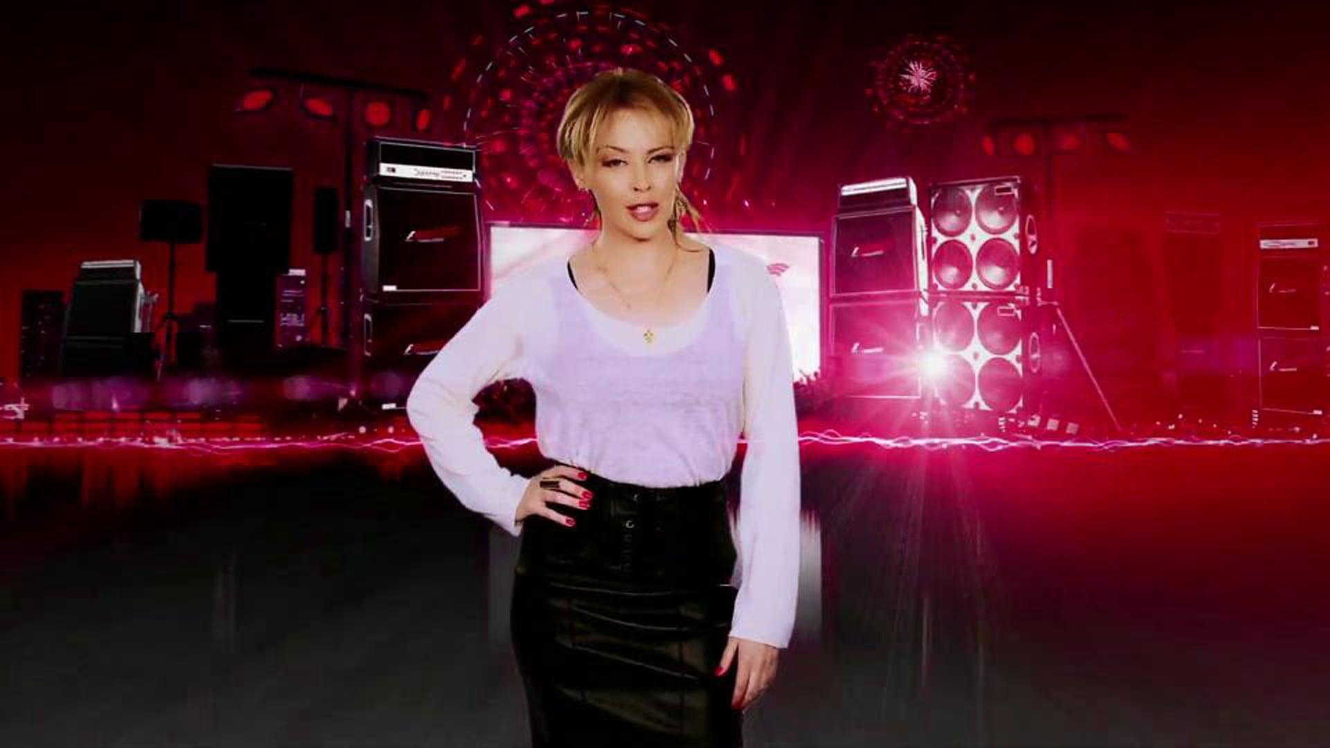 Kylie for ESPN Asia