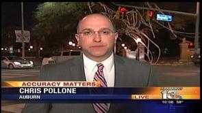 2011 News Reporter Demo Reel #2
