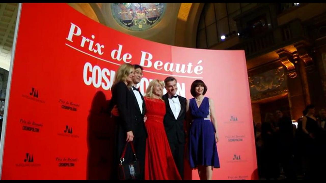 Prix de Beauté 2012 - Empfang