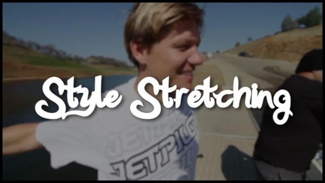 Style Stretching with Mike Schwenne from WakeWorld