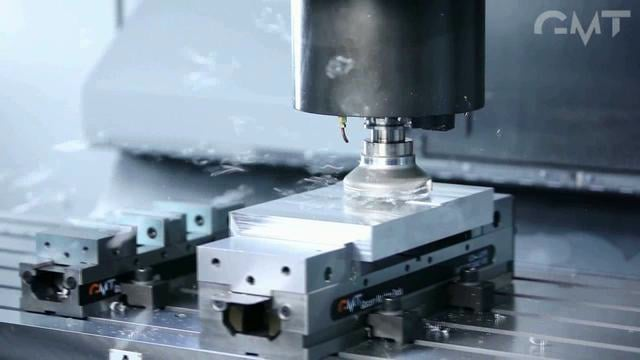 Glacern Milling Products / CNC Vise Showcase