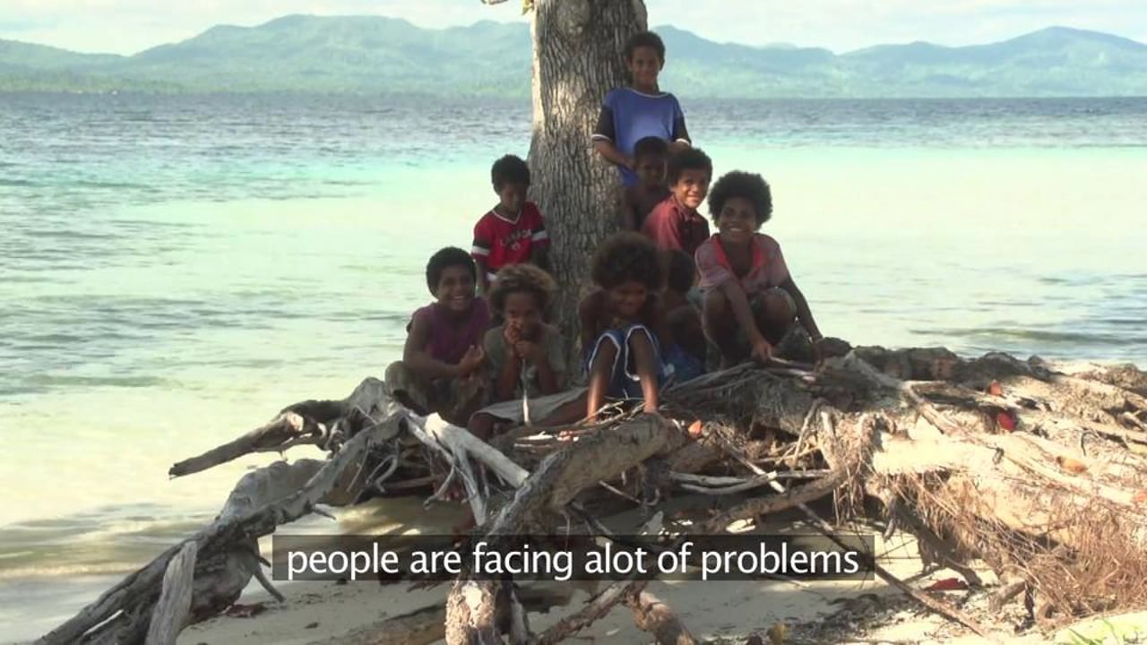 Participatory 3D Modelling of Manus Island, PNG