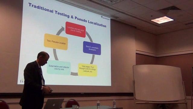 Session A/B2: Integrating Internationalization with Localization