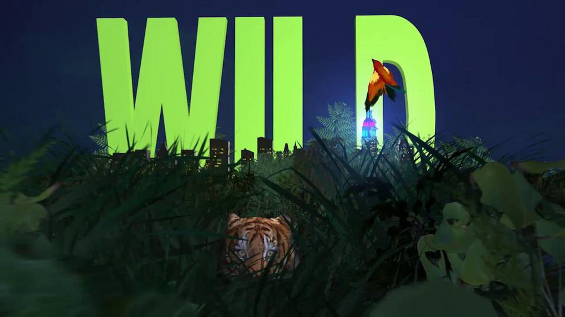 New York Wild Film Festival Video Logo