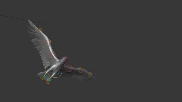 Birds Rigging | Animation