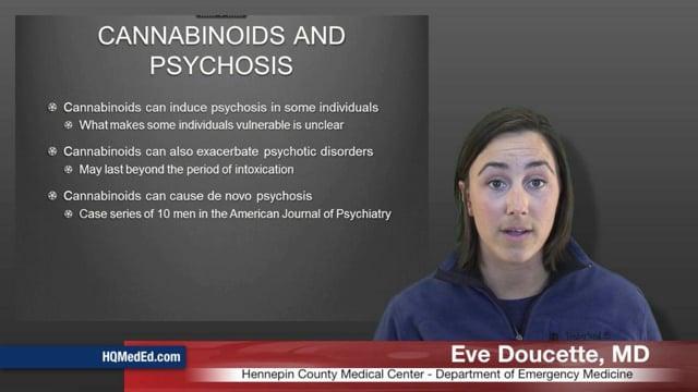 Synthetic Marijuana Use in an Adolescent