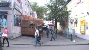 Bureau Alexander Brodsky / Apshu Restaurant