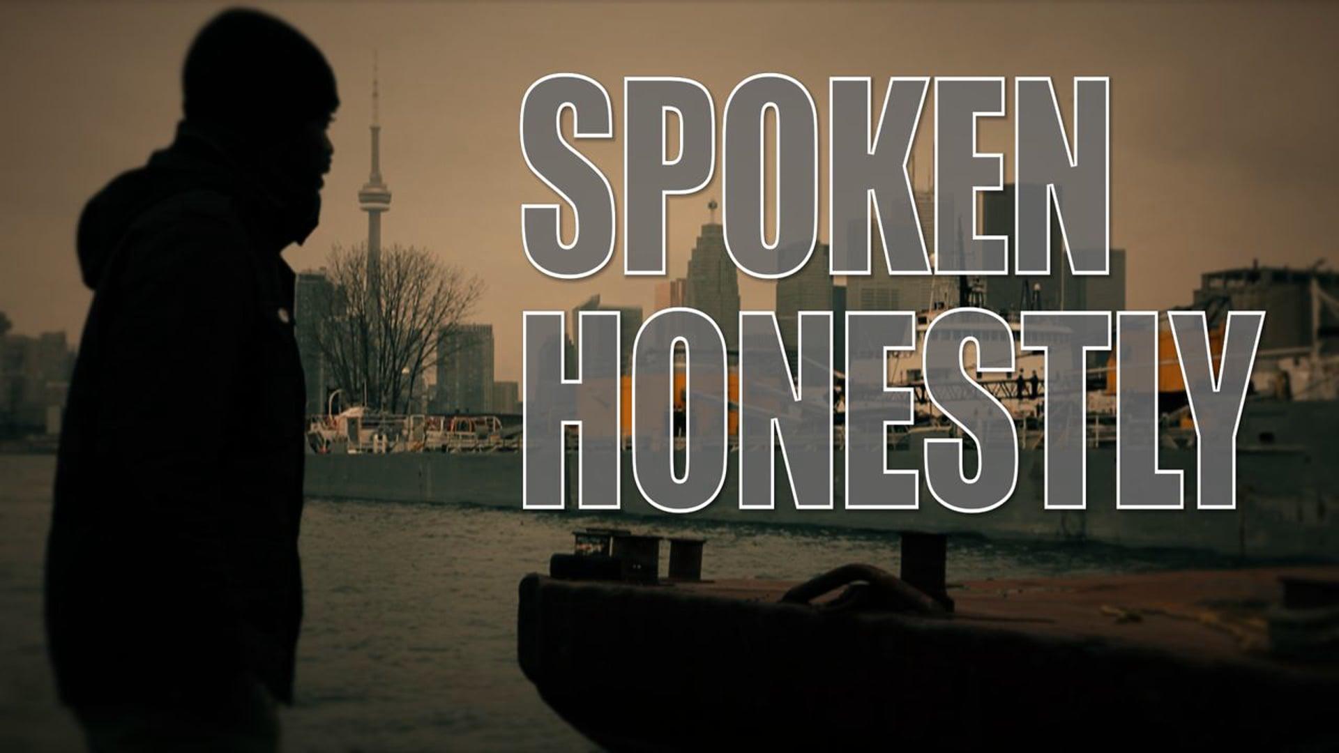 Spoken Honestly: Ian Kamau