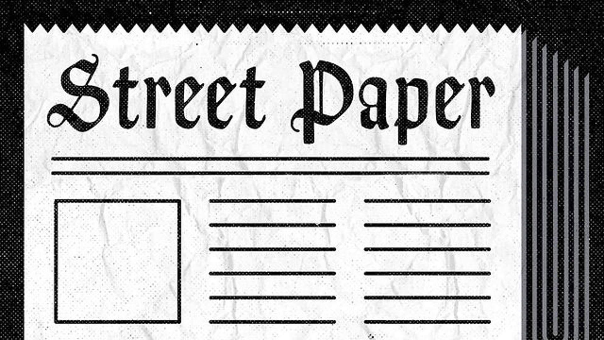 Street Paper Documentary Trailer
