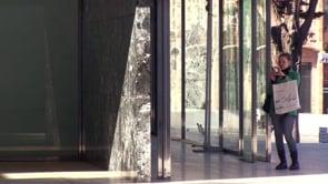 SANAA - Intervention at Mies van der Rohe Pavilion
