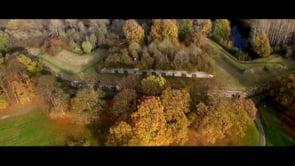 Fort Rijnauwen: herfstimpressie