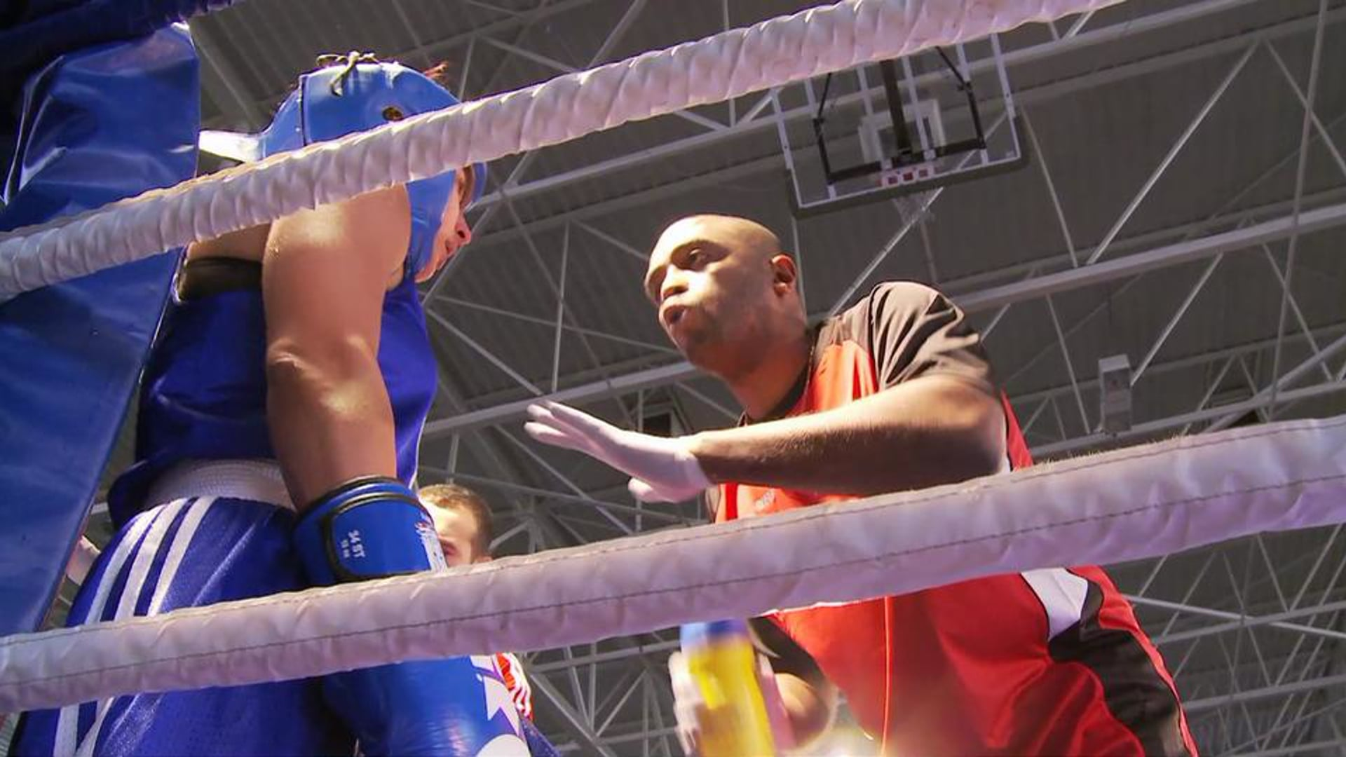 La Rage et la Passion, Boxing Beats Aubervilliers