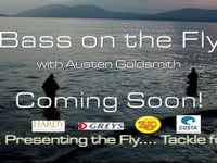 Fly \fishing for Bass