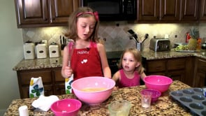 Hailey's Cookin' Show #12